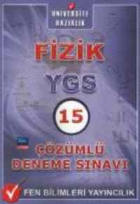 YGS Fizik 15 Çözüm ...