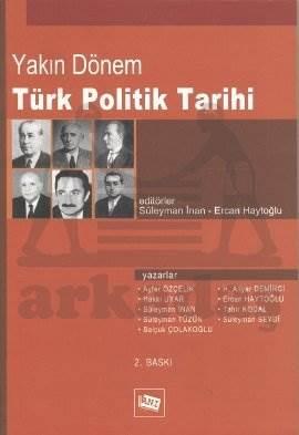 Yakın Dönem Türk Politik Tarihi