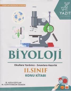 11. Sınıf Biyoloji Konu Kitabı