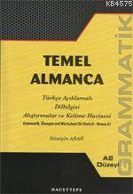 Temel Almanca A2; Grammatik, Übungen Und Wortschatz Für Deutsch-Niveau A2