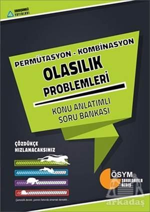 Permütasyon - Kombinasyon Olasılık Problemleri Konu Anlatımlı Soru Bankası