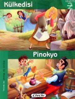 Klasik İki Masal - Külkedisi Pinokyo