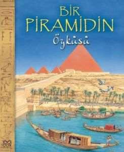 Bir Piramidin Öykü ...