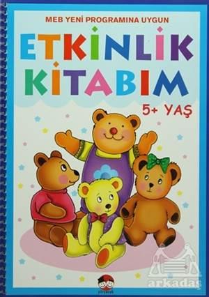 Etkinlik Kitabım (5 + Yaş)