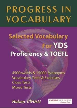 Progress In Vocabulary