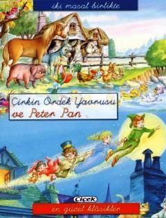 İki Masal Birlikte - Çirkin Ördek Yavrusu Ve Peter Pan