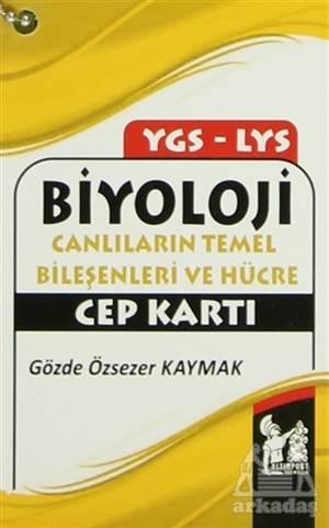 YGS - LYS Biyoloji Cep Kartı