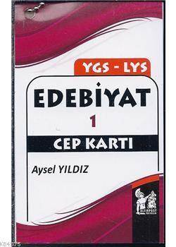 YGS LYS Edebiyat 1 Cep Kartı