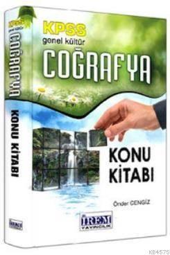 2014 Kpss Coğrafya Konu Kitabı