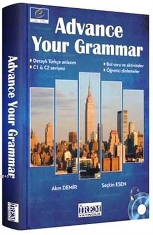 Advance Your Grammar