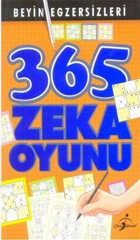 Beyin Egzersizleri 4; 365 Zeka Oyunu