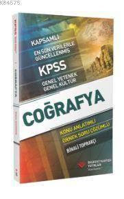 KPSS Coğrafya Konu Anlatımlı Soru Çözümlü