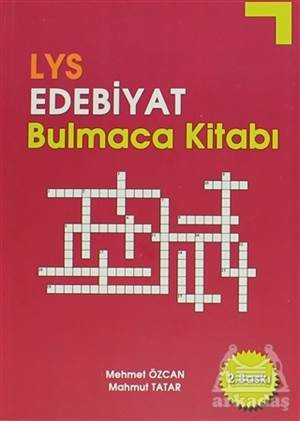 LYS Edebiyat Bulmaca Kitabı