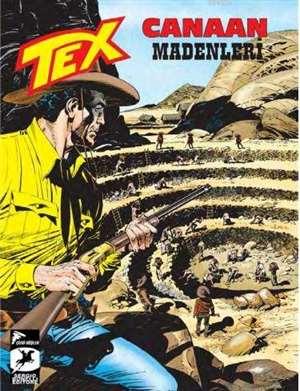 Tex: 8 Canaan Madenleri; Espectro'nun İzinde