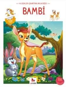 Bambi (Cıkartmalı) ...