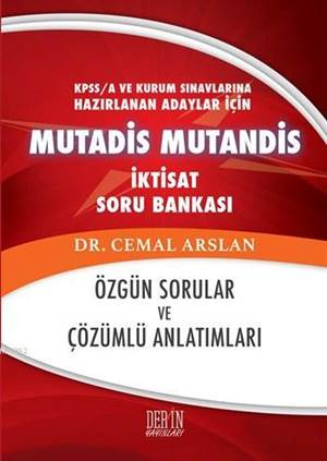 Mutadis Mutandis İktisat Soru Bankası
