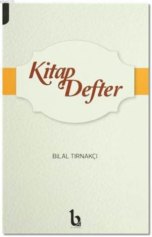 Kitap Defter