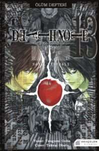 Death Note Ölüm Defteri 13