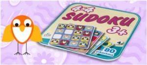 4 x 4 Sudoku; 3+ ( ...