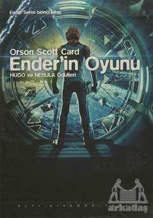 Ender Serisi (6 Kitap Takım - Kutulu)