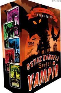 Beyaz Kanatlı Vampir Seti - 5 Kitap Kutulu