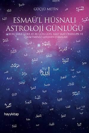 Esmaül Hüsnalı <br/>Astroloji Günlüğü