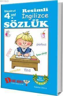 4. Sınıf Resimli İngilizce Sözlük