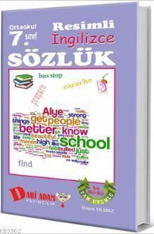 7. Sınıf Resimli İngilizce Sözlük