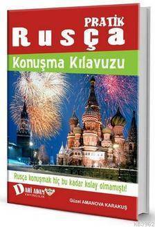 Pratik Rusça Konuşma Kılavuzu (Ciltli)