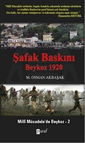 Şafak Baskını; Beykoz 1920  Milli Mücadelede Beykoz-2