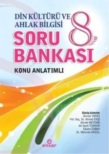 Din Kültürü Ve Ahlak Bilgisi 8. Sınıf Soru Bankası Konu Anlatımlı