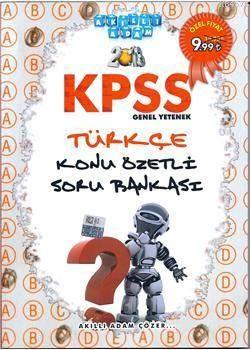 KPSS Genel Yetenek Türkçe Konu Özetli Soru Bankası