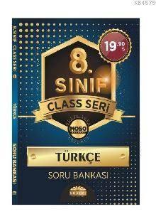 8. Sınıf Class Seri Türkçe Soru Bankası