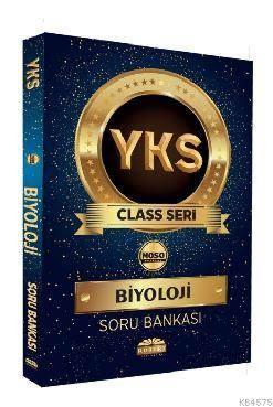 2018 YKS Class Serisi Biyoloji Soru Bankası