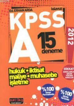 KPSS A Hukuk - İkt ...