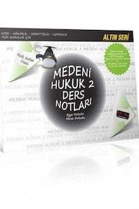 Medeni Hukuk 2 - D ...