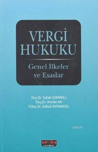 Vergi Hukuku - Gen ...