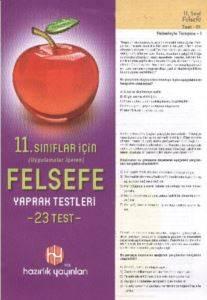 Hazırlık 11. Sınıf Felsefe Yaprak Testleri