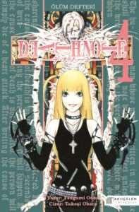 Death Note Ölüm <br/>Defteri 4