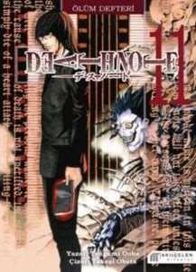 Death Note Ölüm Defteri 11