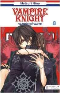 Vampire Knight 8-V ...