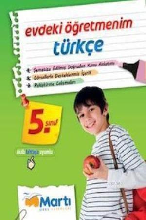 Evdeki Öğretmenim 5. Sınıf Türkçe