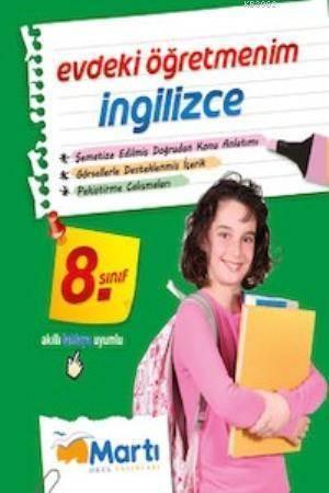 Evdeki Öğretmenim 8. Sınıf İngilizce