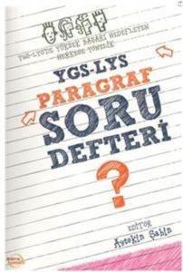 YGS LYS Paragraf Soru Defteri