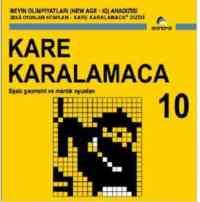 Kare Karalamaca 10 ...