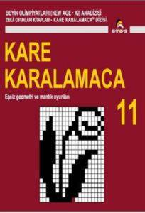 Kare Karalamaca 11 ...