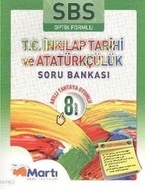 8. Sınıf TC. İnkılap Tarihi Ve Atatürkçülük Soru Bankası