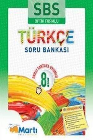 SBS 8.Sınıf Türkçe Soru Bankası