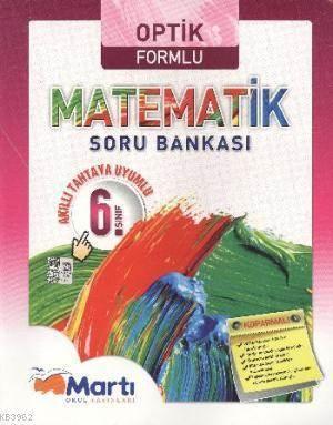 6. Sınıf  Optik Formlu Matematik Soru Bankası