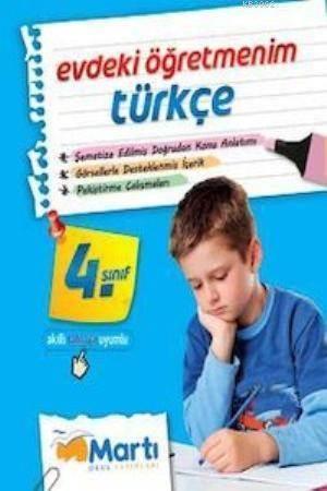 Evdeki Öğretmenim 4. Sınıf Türkçe